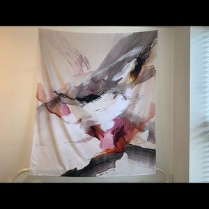 Abstract Painting Wall Art Tapestry